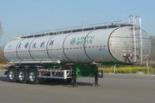 凌宇11.3米31吨3轴鲜奶运输半挂车(CLY9400GNY)