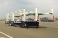 解放13.6米10.6吨1轴乘用车辆运输半挂车(CA9181TCCA70)