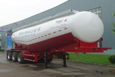 明航9.2米33.1吨3轴中密度粉粒物料运输半挂车(ZPS9401GFL)