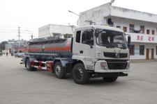 醒狮牌SLS5253GFWE5SA型腐蚀性物品罐式运输车