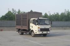 豪沃牌ZZ2047CCYF342CE142型越野仓栅式运输车