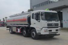 东风天锦小三轴24方铝合金运油车价格配置