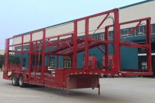 建宇牌YFZ9281TCL型车辆运输半挂车图片