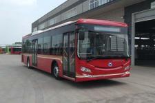 12米紫象插电式混合动力城市客车