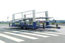 解放11.6米9.1吨2轴中置轴车辆运输挂车(CA9170TCLZA70)