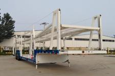 鲁玺13.7米12.6吨2轴车辆运输半挂车(LXP9200TCL)