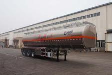运力11.5米33吨3轴铝合金运油半挂车(LG9409GYYA)