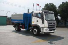 国五欧曼自装卸式垃圾车