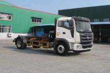 国五欧曼车厢可卸式垃圾车 13797889952