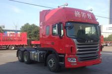 江淮后双桥,后八轮牵引车430马力(HFC4251P12K7E33S8V)