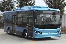 8.5米|13-22座广汽纯电动城市客车(GZ6850HZEV)