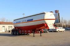 通亚达10.6米30.1吨3轴杂项危险物品罐式运输半挂车(CTY9405GZW50)