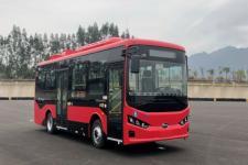8.1米 13-24座比亚迪纯电动城市客车(BYD6810HZEV5)