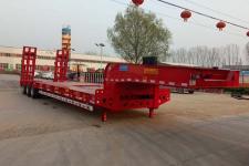 利源达10.5米27吨6轴低平板半挂车(LWY9381TDPXZ)