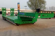 利源达12.5米22.6吨6轴低平板半挂车(LWY9382TDPXZ)