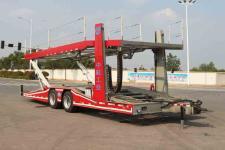 开乐11.6米9.9吨2轴中置轴车辆运输挂车(AKL9172TCL)