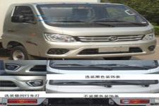 福田牌BJ2036Y3JB0-AC型越野厢式运输车图片