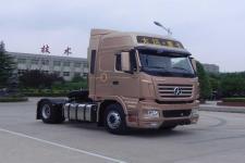 大运单桥牵引车500马力(CGC4180D5FAQG)