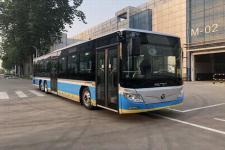 13.7米|24-45座福田插电式混合动力城市客车(BJ6140CHEVCA-1)