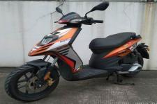 宗申·艾普瑞利亚APR150T-5V型两轮摩托车