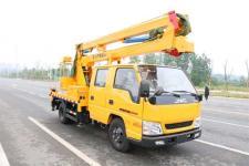 江铃18米高空作业车厂家直销多少钱一辆