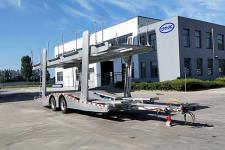 锣响11.6米7.4吨2轴中置轴车辆运输挂车(LXC9160TCL)