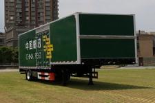 上元10米12.4吨1轴邮政半挂车(GDY9180XYZ)