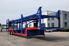 腾运13.5米16.8吨2轴乘用车辆运输半挂车(LLT9250TCC)