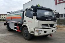 東風多利卡8噸運油車價格