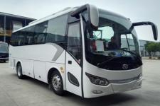 8.2米|15-34座金龙纯电动城市客车(XMQ6821CGBEVL3)