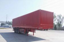 华鲁业兴11米31.2吨3轴垃圾转运半挂车(HYX9404ZLJ)