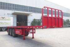 常春宇创9.5米33.7吨3轴平板半挂车(FCC9401TP)