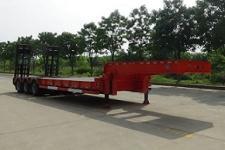 神骏12米28.5吨6轴低平板半挂车(JA9405TDP)