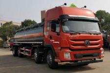 大力牌DLQ5312GFWE5型腐蚀性物品罐式运输车