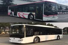 华西牌KWD6109USBEVL5型纯电动城市客车图片2