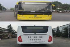 华西牌KWD6109USBEVL5型纯电动城市客车图片3