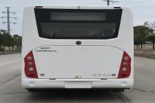 华西牌KWD6109USBEVL5型纯电动城市客车图片4