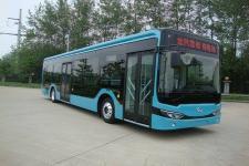 12米 24-40座北京纯电动城市客车(BJ6121B11EV)