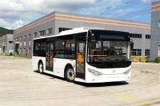 8.5米|14-28座上佳纯电动城市客车(HA6850BEVB1)