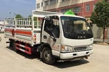 程力威牌CLW5072TQPH5型气瓶运输车