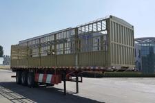 巨运12米33.4吨3轴仓栅式运输半挂车(LYZ9400CCY)