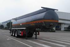 瑞江11.1米31.6吨3轴杂项危险物品罐式运输半挂车(WL9404GZW)