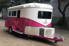 嘉倬5.3米00.3吨1轴旅居挂车(JZC9020XLJ)