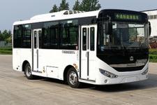 6.6米中通纯电动城市客车