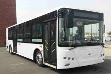 建康牌NJC6105GBEV8型纯电动城市客车图片