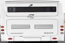 建康牌NJC6105GBEV8型纯电动城市客车图片2