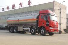 醒狮牌SLS5320GYYC5E型铝合金运油车
