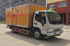 易燃氣體廂式運輸車
