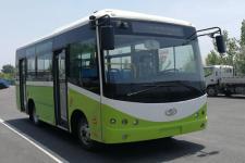 6.7米|11-18座金华奥纯电动城市客车(CCA6670BEVG01)