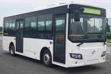 8.1米|18-30座湛龙纯电动城市客车(YYC6813GBEV)